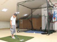Okul Çatısında Golf Oynayıp Türkiye Şampiyonası'na Gitmeye Hak Kazandılar