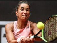 Milli Tenisçi Çağla Büyükakçay İspanya'da Finalde Kaybetti