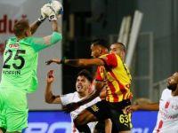 Antalyaspor, Göztepe'yi 1-0 Yendi