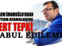 Ekrem İmamoğlu'ndan HDP açıklaması