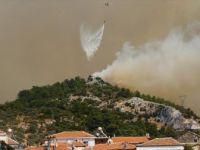 İzmir'deki Yangın Menderes ve Seferihisar İlçelerine Sıçradı