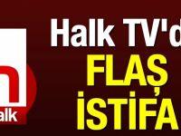 HALK TV'de bir üst düzey ayrılık daha