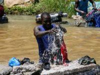 Fildişi Sahili Sakinlerinin Çamaşırcıları 'Fanico'lar