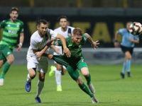 Bursaspor Lig'e Yenilgiyle Başladı
