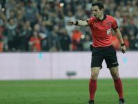Süper Lig'de İkinci Haftanın Hakemleri