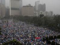 Hong Kong'daki Protestolar Hükumetin Üzerindeki Baskıyı Artırıyor