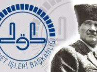 Diyanet bu kez şaşırttı! Atatürk'ü hatırladılar