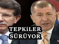 Davutoğlu'nun Açıklamaları Muhalefeti Ayağa kaldırdı