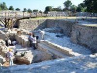 Troya Antik Kenti Kazısında 'Üçüncü Kutsal Alan' Keşfi