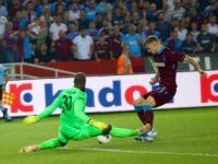 Trabzonspor, Malatyaspor'u Yenerek Sezonun İlk Galibiyetini Aldı