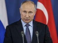 Putin: 'Türkiye'nin Güvenli Bölge Adımı Suriye İçin Olumludur'