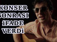 Ayna grubu solisti Erhan Güleryüz'e Diyanet gözaltısı