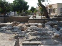 Manisa'da Helenistik ve Roma Dönemi Ait Tapınak Bulundu