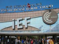 İzmir Enternasyonal Fuarı'na Girişte 'Temassız' Dönem