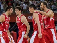A Milli Erkek Basketbol Takımı Olimpiyat Mücadelesi Verecek