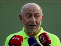 TFF Başkanı Özdemir: 'İki Maç Sonra Belki 2020 Hakkını Elde Edebiliriz'