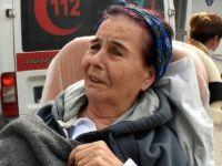 Oyuncu Fatma Girik Hastaneye Yatırıldı