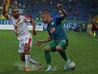 Çaykur Rizespor-Göztepe Karşılaşması 0-0 Tamamlandı