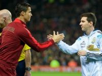 Cristiano Ronaldo: 'Kariyerimin Sonunda Messi'nin Üstünde Yer Almalıyım'