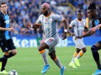 Galatasaray Deplasmandan Bir Puanla Ayrıldı