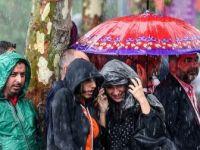 İstanbul'da Yarın İçin Gök Gürültülü Sağanak Uyarısı
