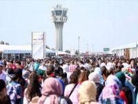 TEKNOFEST İstanbul 3 Günde 416 Bin Ziyaretçiyi Ağırladı
