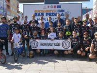 'Sultanbeyli İçin Bas Pedala' Vatandaşlar Pedal Çevirdi