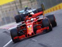 Ferrari'nin Alman Pilotu Vettel'den Sezonun İlk Zaferi