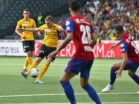 Trabzonspor'un Rakiplerinden Basel Bir Puana Razı Oldu
