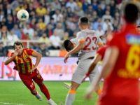 Galatasaray, Yeni Malatyaspor ile 1-1 Berabere Kaldı