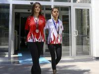 Paralimpik Milli Sporcular Zirve Yaptı