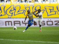 MKE Ankaragücü, Gençlerbirliği'ni 2-1 Mağlup Etti