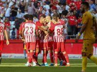Antalyaspor, BtcTurk Yeni Malatyaspor'u 3-0 Mağlup Etti