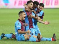 Trabzonspor Beşiktaş'ı 4-1 Mağlup Etti