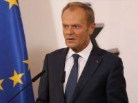 AB Konseyi Başkanı Tusk'tan İngiltere'ye 'İkna Olmadık' Mesajı