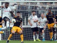 Beşiktaş İkinci Maçını da Kaybetti