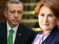 Akşener'den resepsiyonda Erdoğan ile çekilen fotoğrafa ilişkin açıklama