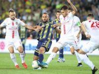 Fenerbahçe, Antalyaspor'a 1-0 Mağlup Oldu