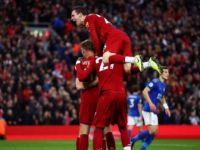 Liverpool Sahasında Son Dakika Golüyle Kazandı