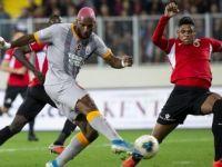 Galatasaray 0-0 Gençlerbirliği