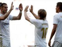 Real Madrid Sahasında Granada'yı 4-2 Yendi