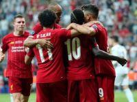 İngiltere Premier Lig'de Liverpool 59 Yıllık Rekorun Peşinde
