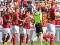 Roma Konuk Ettiği Cagliari ile 1-1 Berabere Kaldı