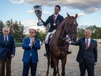Binicilikte Cumhurbaşkanlığı Kupası'nı Oğuz Dalmış Kazandı