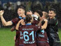 Karadeniz Derbisinde Kazanan Trabzonspor