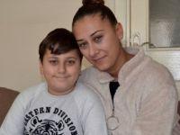 Eski Eşi Tarafından Kaçırılan Oğluna 2 Bin Kilometre Uzakta Kavuştu