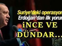 Erdoğan'dan Muharrem İnce, Yılmaz Özdil ve Uğur Dündar yorumu