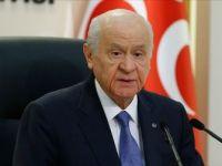 MHP Genel Başkanı Bahçeli Mesaisine Pazartesi Başlayacak