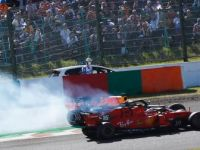 Ferrari Pilotu Charles Leclerc'e 15 Saniye Ceza