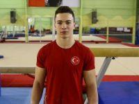 Artistik Cimnastikte Ahmet Önder'den Gümüş Madalya